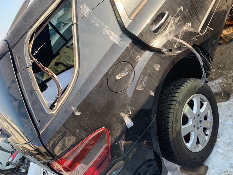 Крыло Mercedes Benz 164.186 Ml350 4Matic W164.186 M272E35 2005 заднее правое