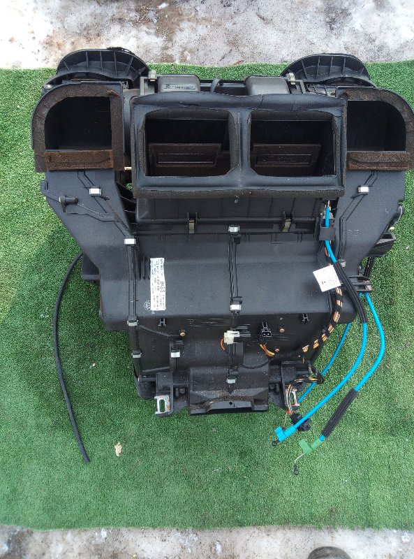 Печка Bmw X5 E53 M54B30 2000