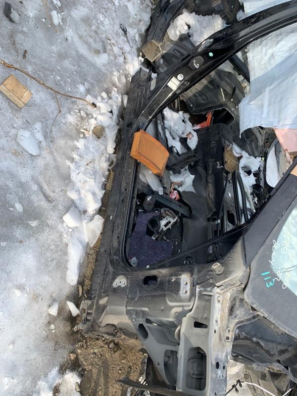 Порог Toyota Crown AWS210 2ARFSE 2013 правый