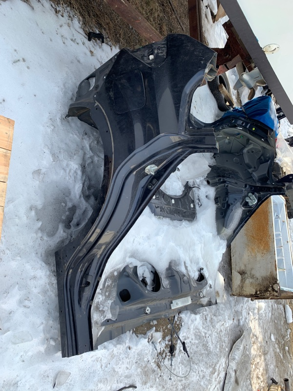 Крыло Subaru Xv GP7 FB20 2012 правое