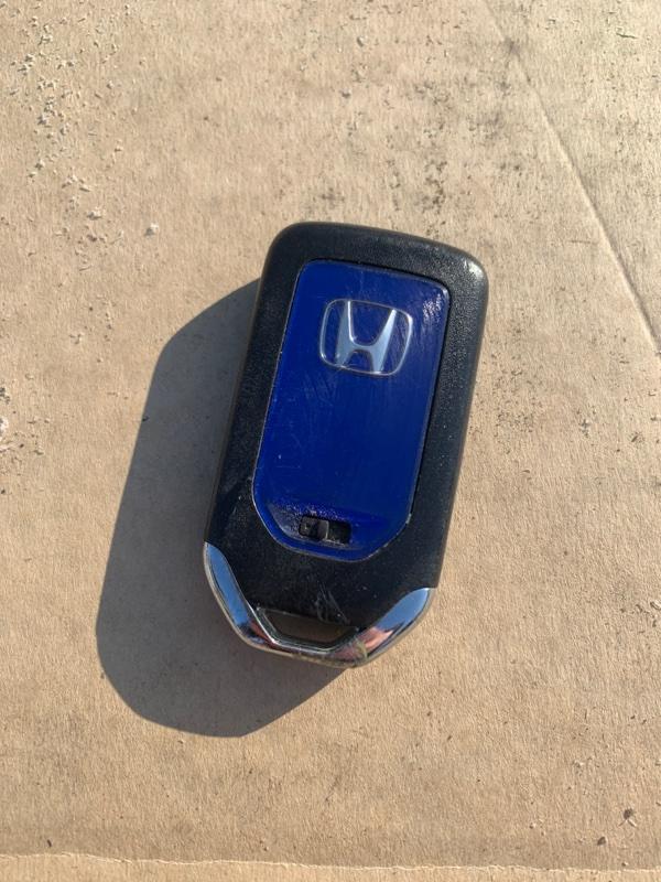 Ключ Honda Vezel RU3 LEB 2014