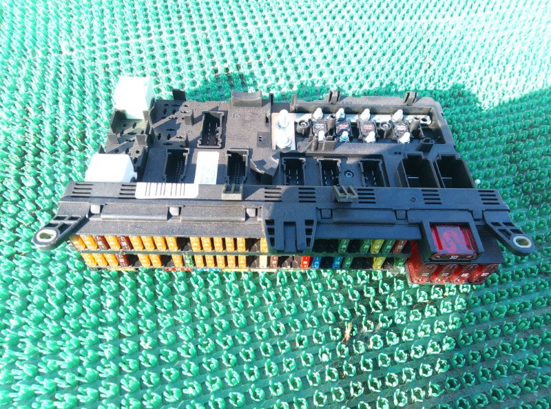 Блок предохранителей Bmw X5 E53 M54B30 2000