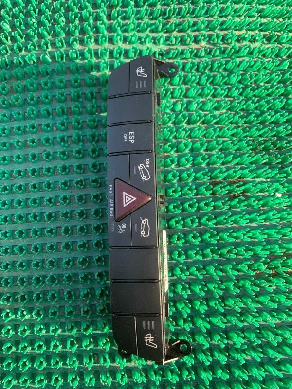 Блок подогрева сидения Mercedes Benz 164.186 Ml350 4Matic W164.186 M272E35 2005
