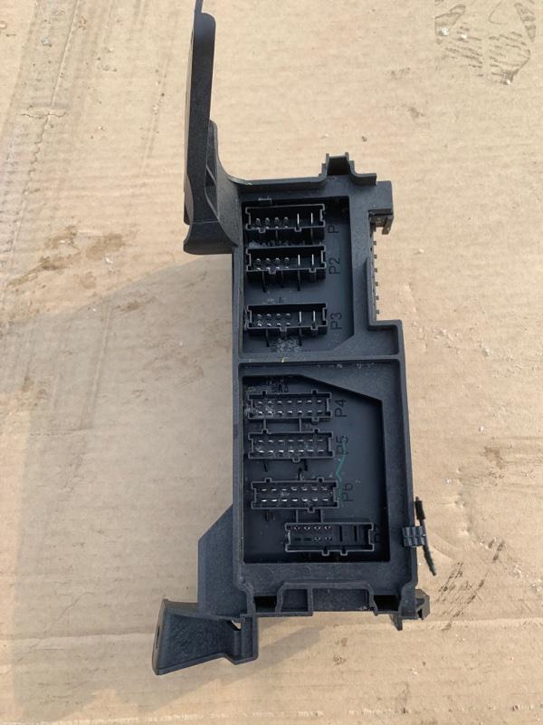 Блок предохранителей Mercedes Benz 164.186 Ml 350 4Matic W164.186 M272E35 2007