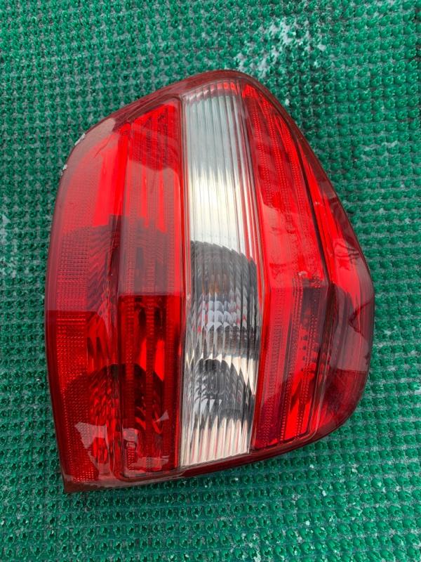 Стоп-сигнал Mercedes Benz 164.186 Ml 350 4Matic W164.186 M272E35 2007 левый