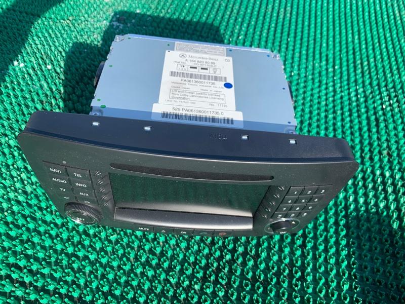 Магнитола Mercedes Benz 164.186 Ml 350 4Matic W164.186 M272E35 2007