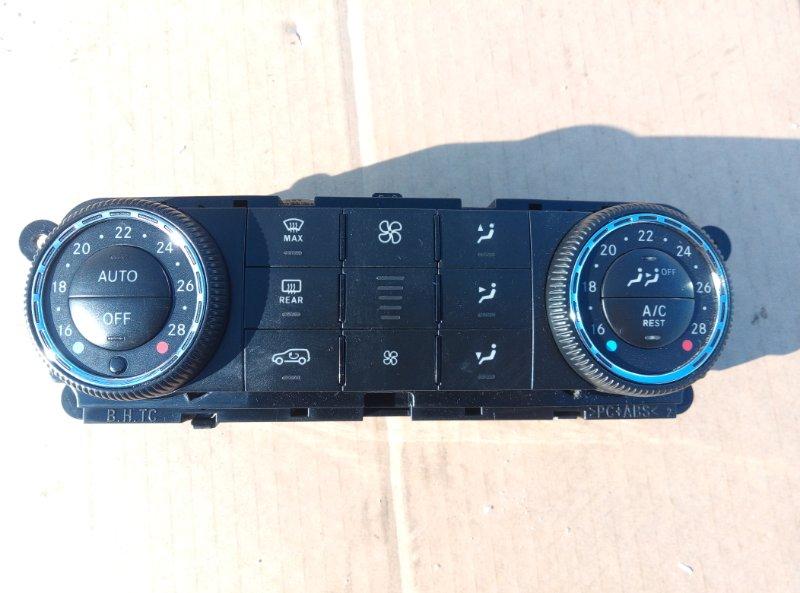 Блок управления климат-контролем Mercedes Benz 164.186 Ml 350 4Matic W164.186 M272E35 2007
