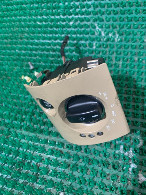 Блок управления светом Mercedes Benz 164.186 Ml 350 4Matic W164.186 M272E35 2007
