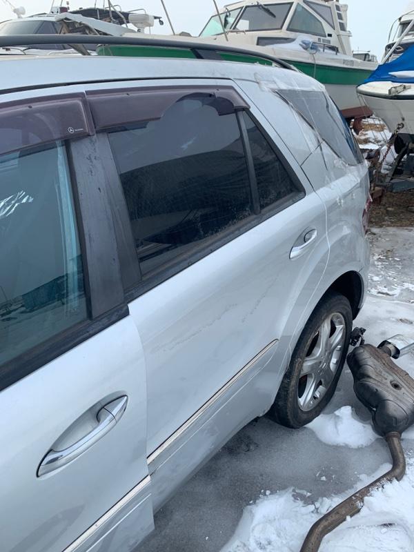 Дверь Mercedes Benz 164.186 Ml350 4Matic W164.186 M272E35 2005 задняя левая