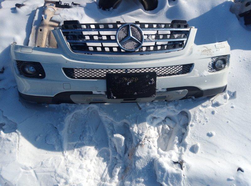 Бампер Mercedes Benz 164.186 Ml 350 4Matic W164.186 M272E35 2007 передний