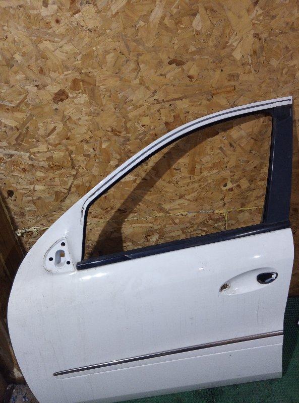 Дверь Mercedes Benz 164.186 Ml 350 4Matic W164.186 M272E35 2007 передняя левая