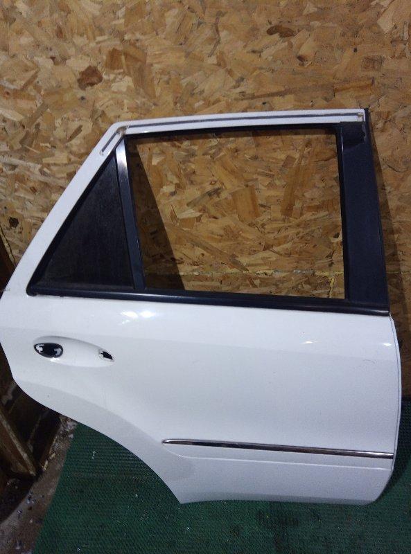 Дверь Mercedes Benz 164.186 Ml 350 4Matic W164.186 M272E35 2007 задняя правая