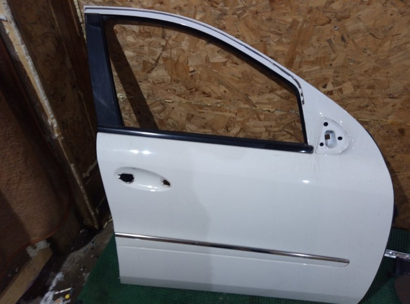 Дверь Mercedes Benz 164.186 Ml 350 4Matic W164.186 M272E35 2007 передняя правая