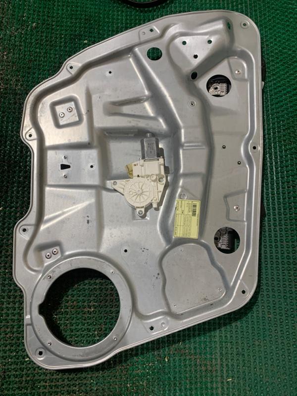 Стеклоподъемник Mercedes Benz 164.186 Ml 350 4Matic W164.186 M272E35 2007 передний левый