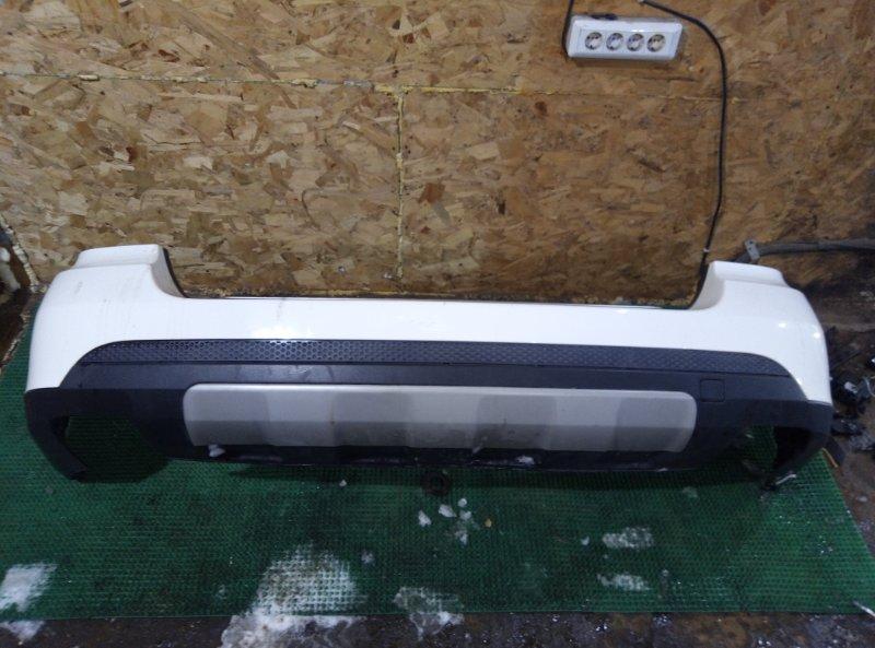 Бампер Mercedes Benz 164.186 Ml350 4Matic W164.186 M272E35 2007 задний