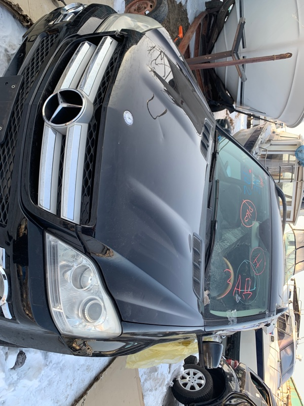Капот Mercedes Benz Gl-Class X164 M273E55 2006