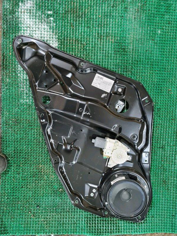 Стеклоподъемник Mercedes Benz 164.186 Ml350 4Matic W164.186 M272E35 2005 задний левый