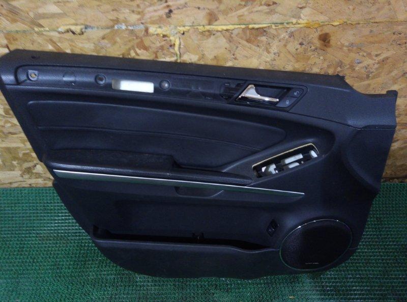 Обшивка двери Mercedes Benz Gl-Class X164886 M273E55 2007 передняя левая