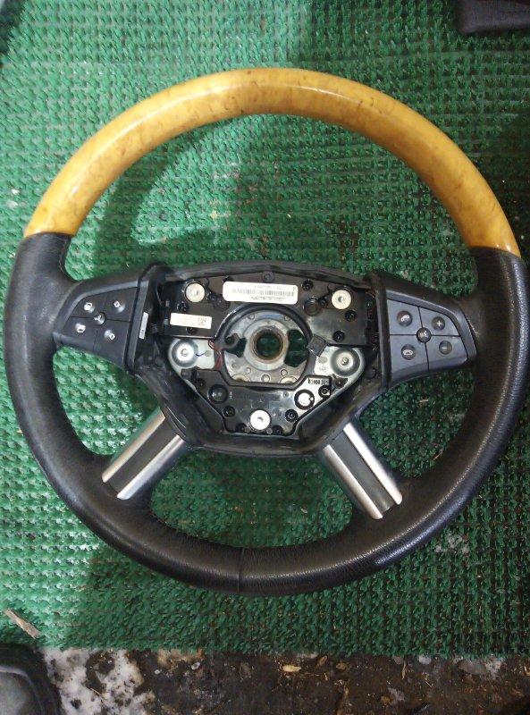 Руль Mercedes Benz Gl-Class X164886 M273E55 2007