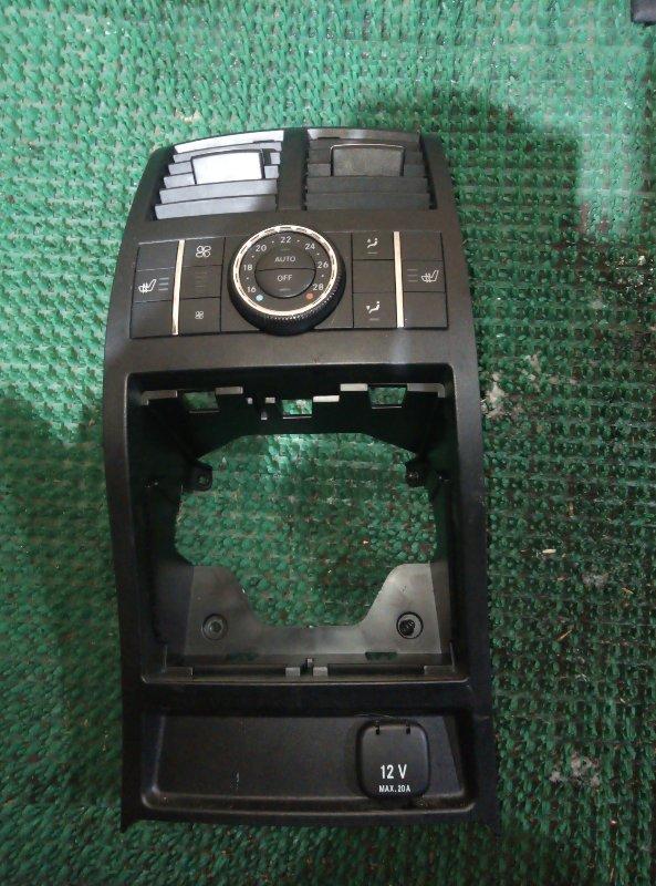 Блок управления климат-контролем Mercedes Benz Gl-Class X164886 M273E55 2007 задний