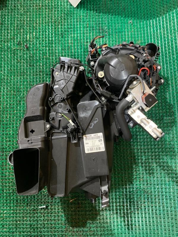 Печка Mercedes Benz Gl-Class X164886 M273E55 2007 задняя