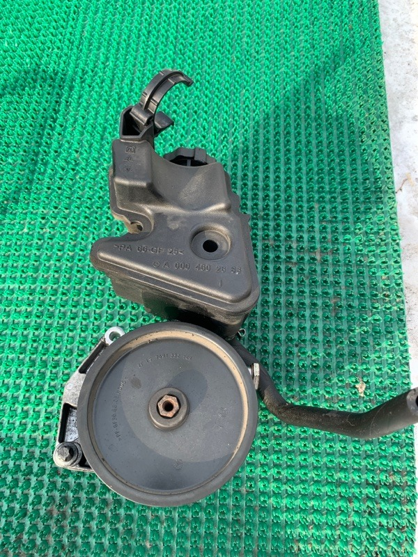 Гидроусилитель руля гур Mercedes Benz Gl-Class X164886 M273E55 2007