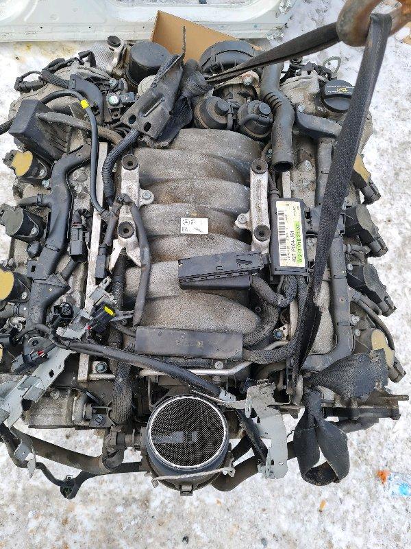 Двигатель Mercedes Benz Gl-Class X164886 M273E55 2007