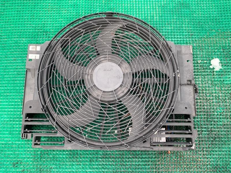 Вентилятор охлаждения Bmw X5 E53 M54B30 2005