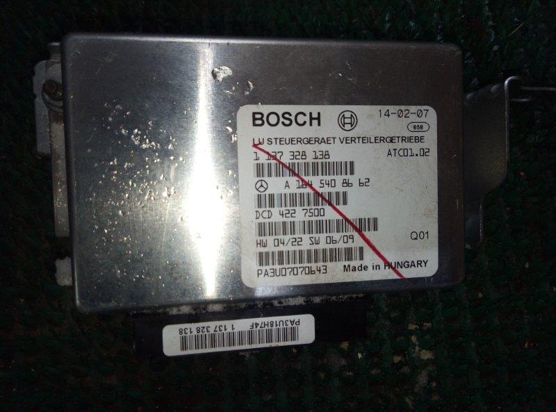 Блок управления раздаточной коробки Mercedes Benz Gl-Class X164886 M273E55 2007