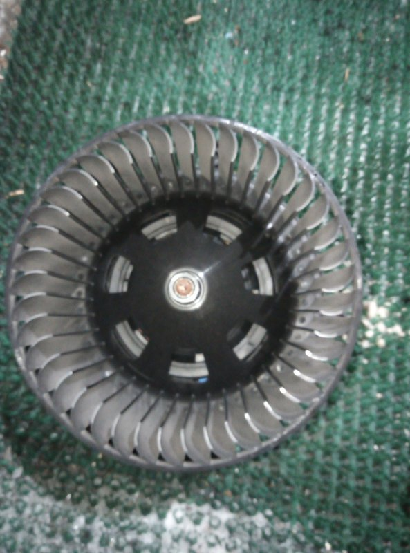 Мотор печки Mercedes Benz Gl-Class X164886 M273E55 2007