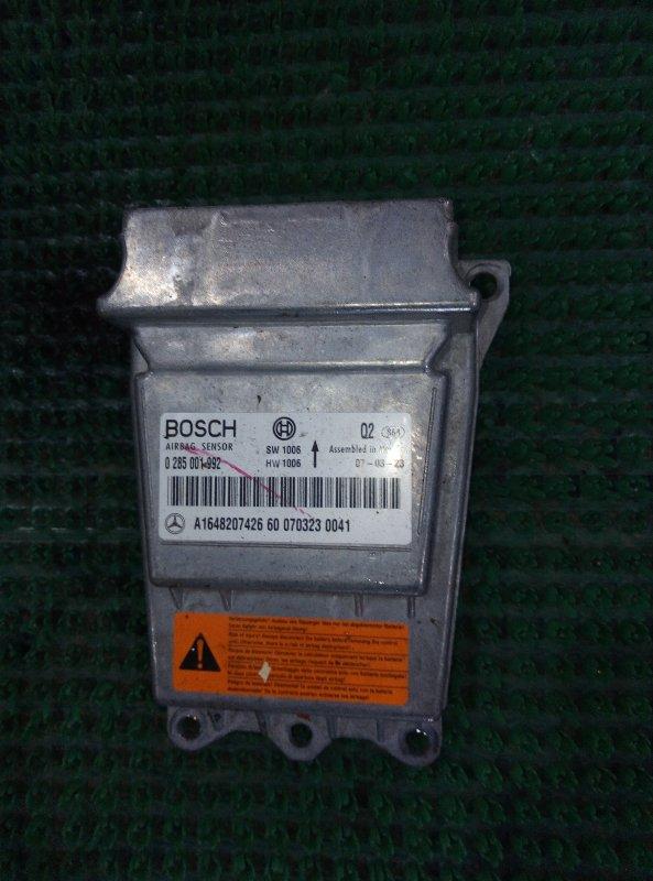 Блок управления airbag Mercedes Benz Gl-Class X164886 M273E55 2007