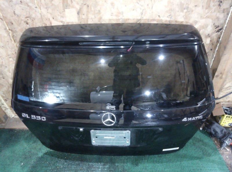 Крышка багажника Mercedes Benz Gl-Class X164886 M273E55 2007 задняя