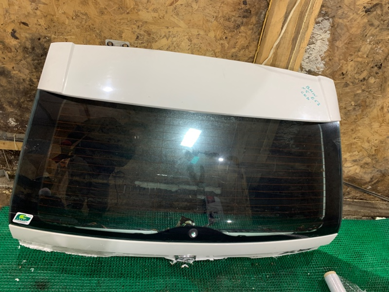 Крышка багажника Bmw X5 E53 M54B30 2002