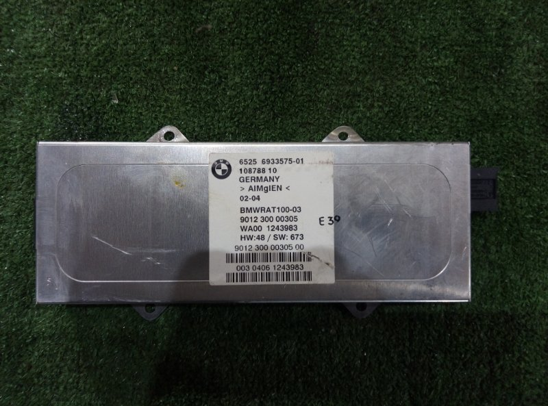Усилитель антенны Bmw 7-Series E65 N62B44A 2004