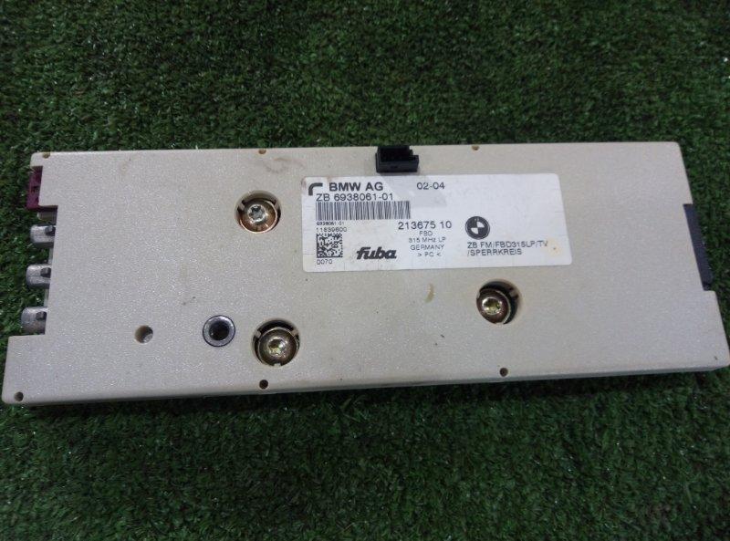 Антенна Bmw 7-Series E65 N62B44A 2004