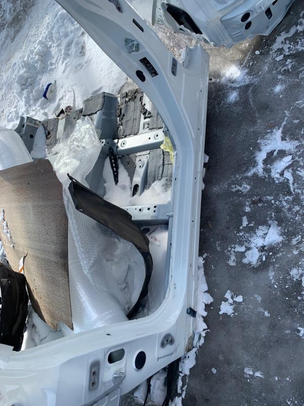 Порог Toyota Prius ZVW55 2ZR-FXE 2019 левый