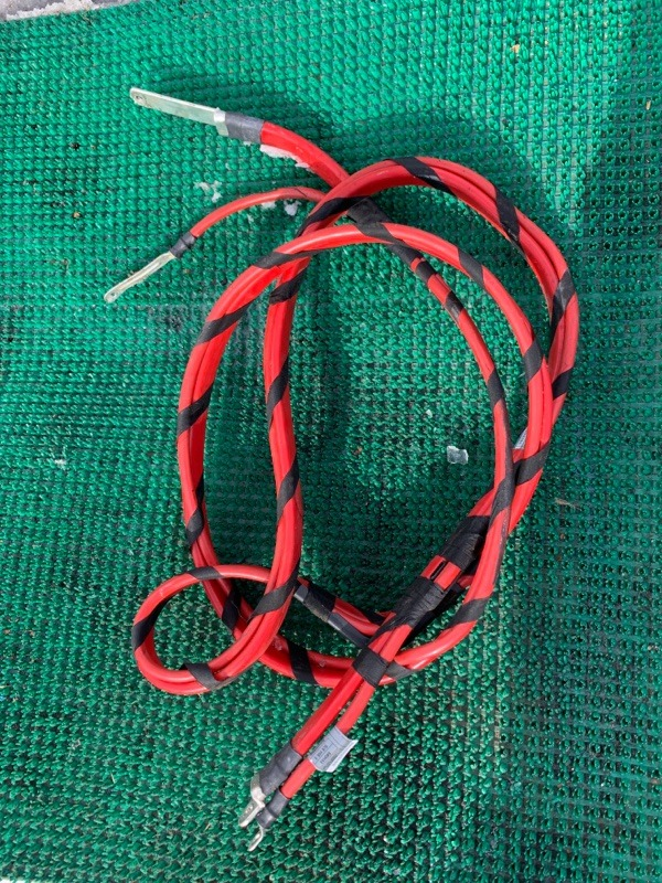 Высоковольтный кабель Bmw 7-Series E65 N62B44A 2004