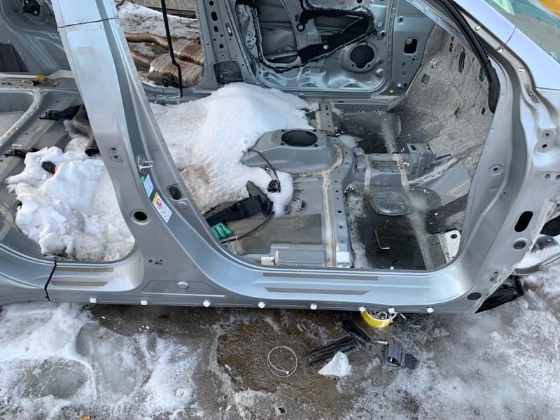 Порог Honda Vezel RU3 LEB 2014 правый