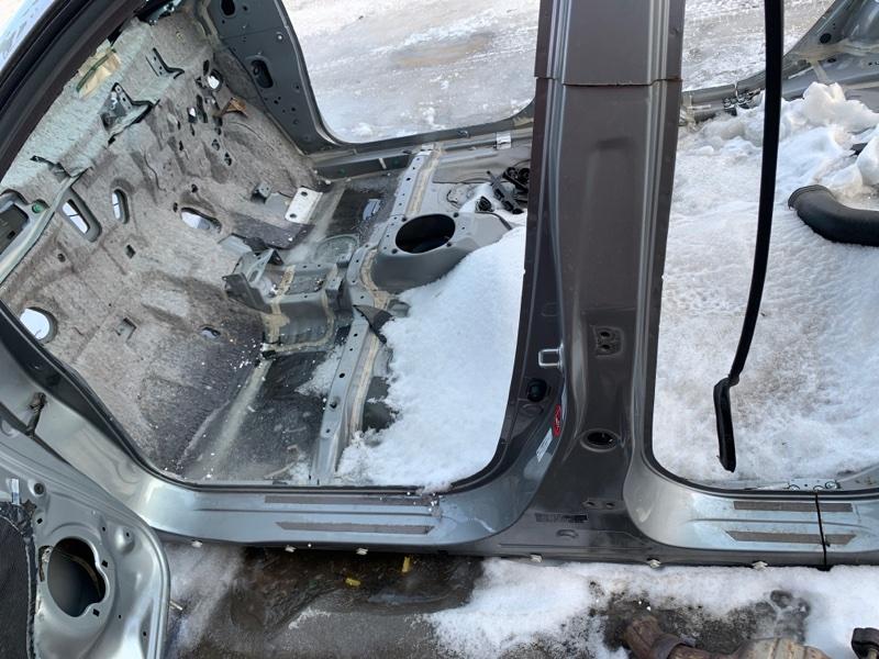 Порог Honda Vezel RU3 LEB 2014 левый
