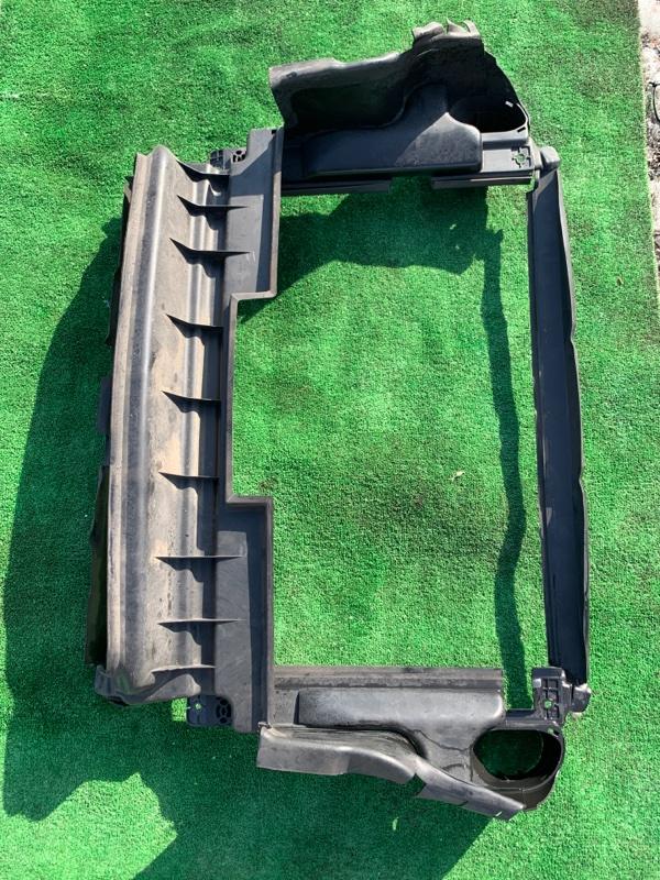 Диффузор радиатора Mercedes Benz Gl-Class X164886 M273E55 2006