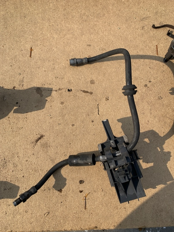 Шланг тормозной Mercedes Benz 164.186 Ml350 4Matic W164.186 M272E35 2005 передний левый