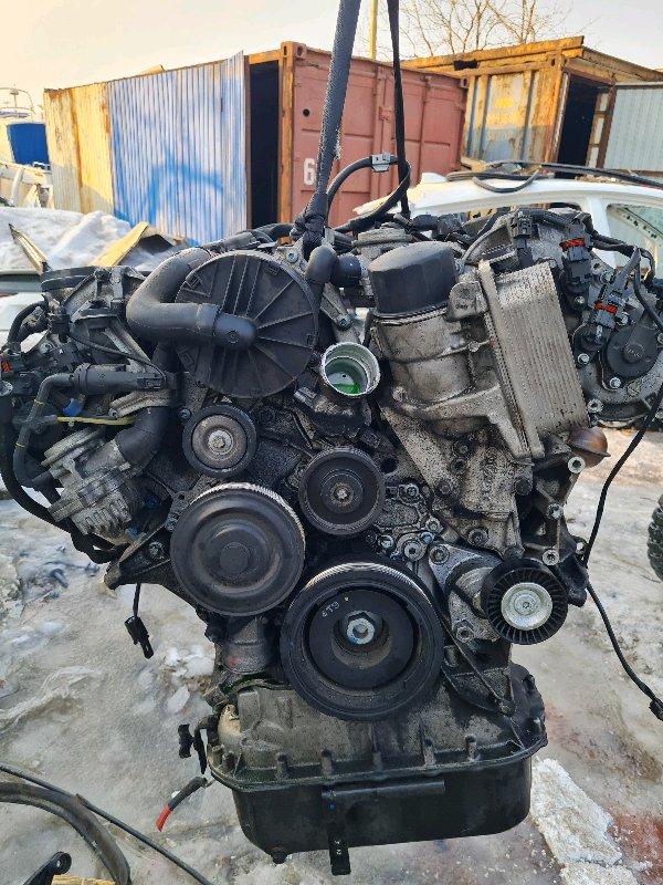 Двигатель Mercedes Benz Gl-Class X164 M273E55 2006
