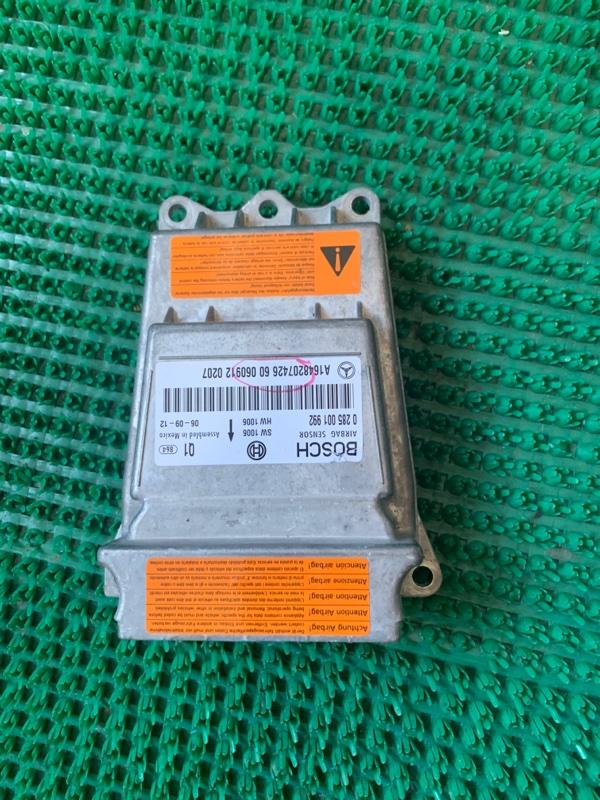 Блок управления airbag Mercedes Benz Gl-Class X164886 M273E55 2006