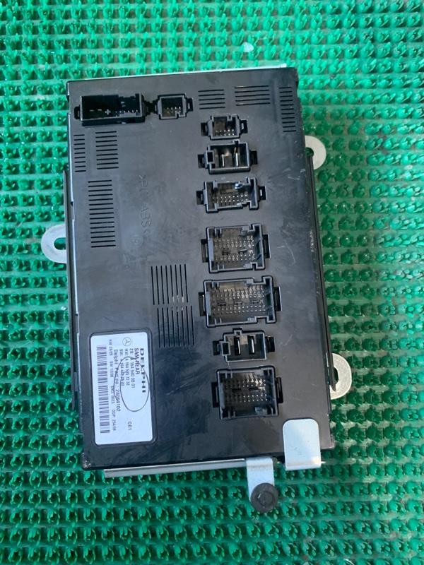 Блок управления sam Mercedes Benz Gl-Class X164886 M273E55 2006