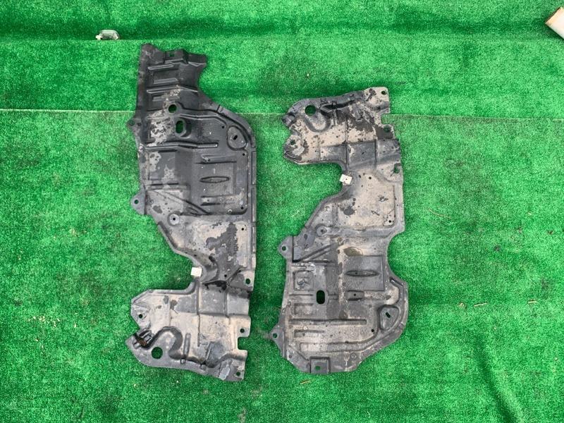 Защита двигателя Toyota Camry 50 2ARFXE 2013