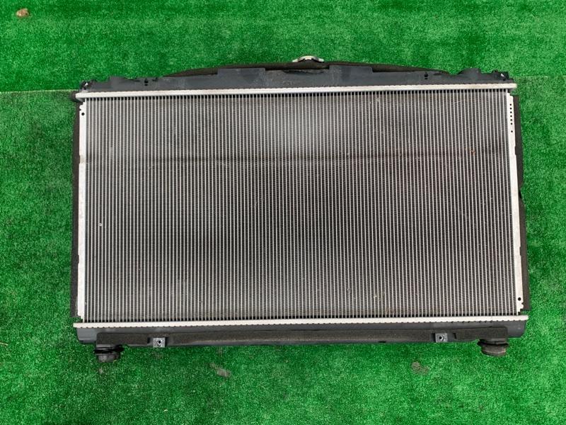 Радиатор основной Toyota Camry 50 2ARFXE 2013