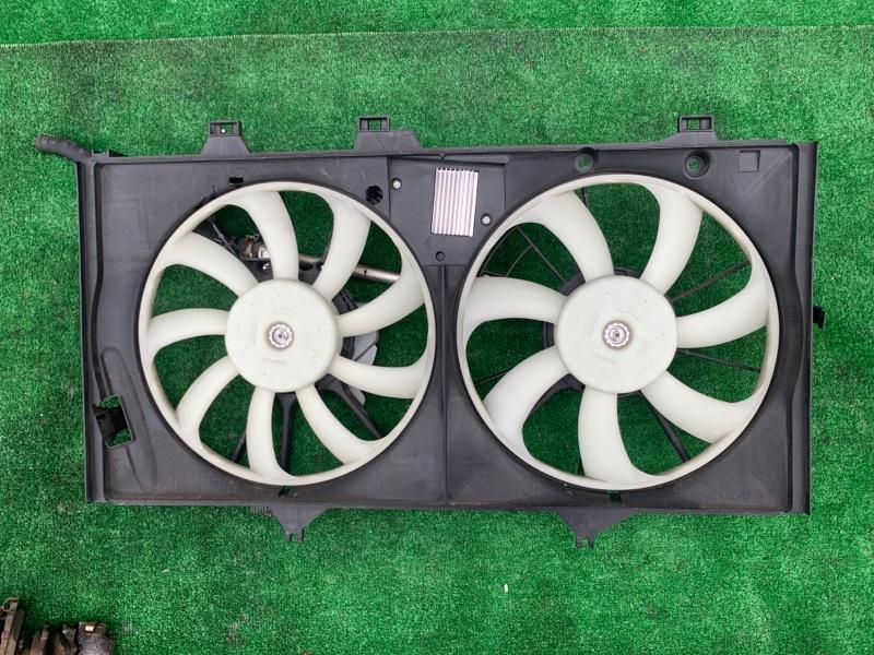 Вентилятор охлаждения Toyota Camry 50 2ARFXE 2013