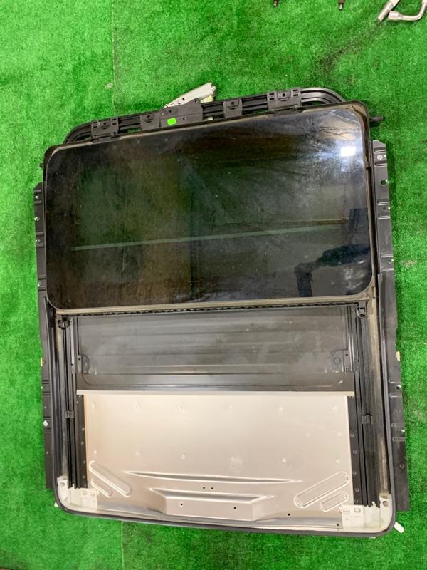 Люк Bmw 7-Series E65 N62B44A 2004