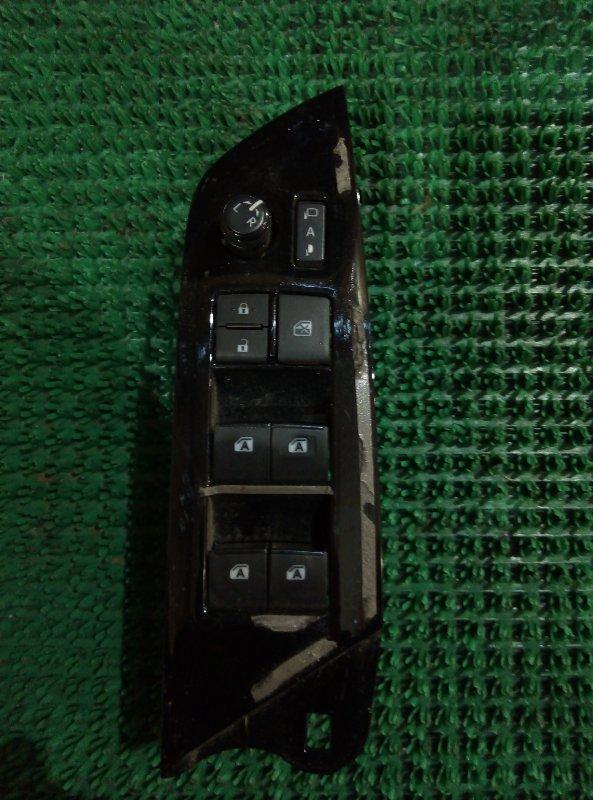 Блок управления стеклоподъемниками Toyota Prius ZVW55 2ZR-FXE 2016 передний правый