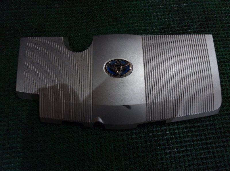 Крышка двс декоративная Toyota Prius ZVW55 2ZR-FXE 2016
